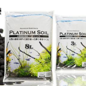 Platinum Soil 1l, 3l, 8 l.