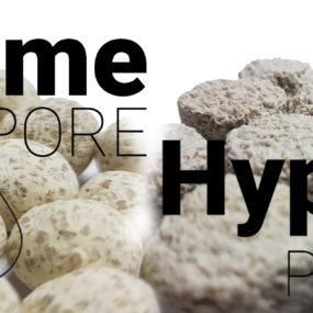 PrimePore & HyperPore - media filtracyjne