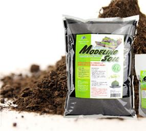 modeling soil info