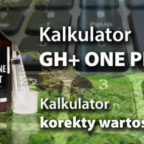 GH+ PLANT - Kalkulator