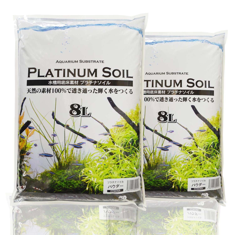 Platinum Soil 8 l