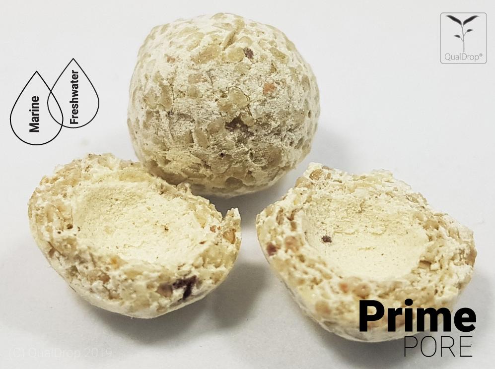 Prime Pore, budowa